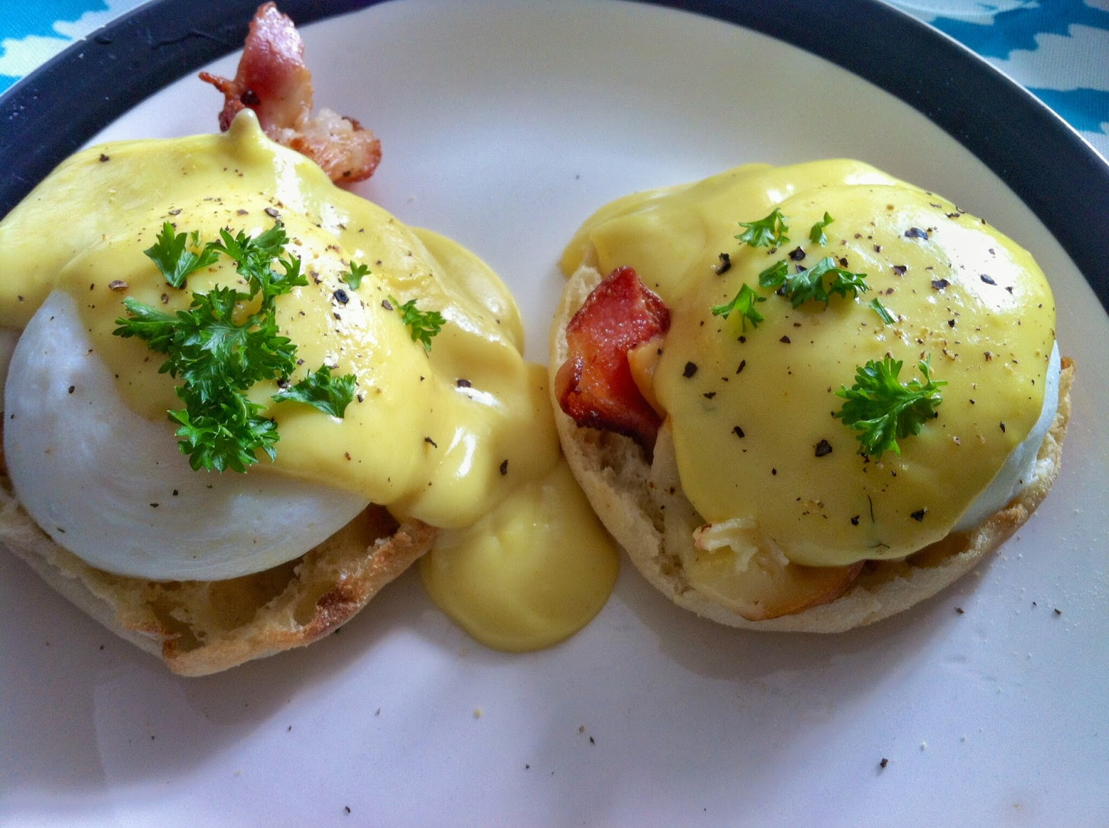 Brunch Affair | Eggs Benedicts