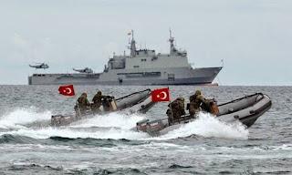 Θερμά επεισόδια και τουρκικές επιδιώξεις