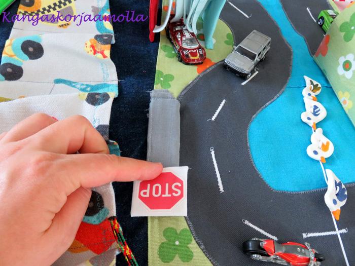 automaton liikennemerkit