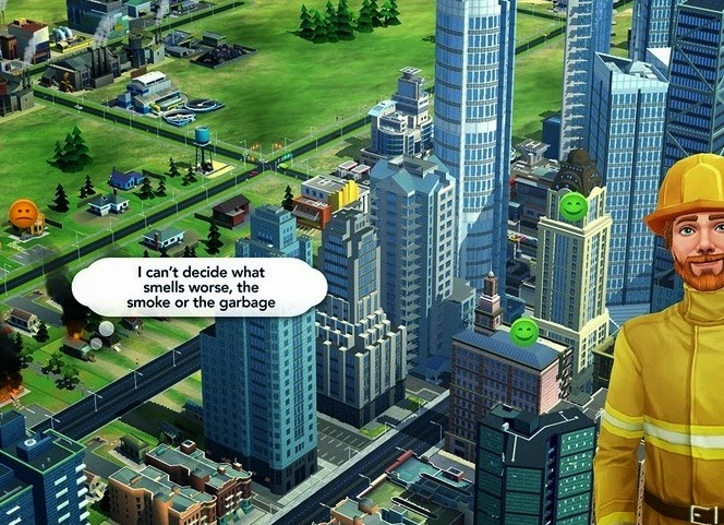 3 Stinking Good Reasons to Keep Up with your City's Utility Services in SimCity BuildIt!