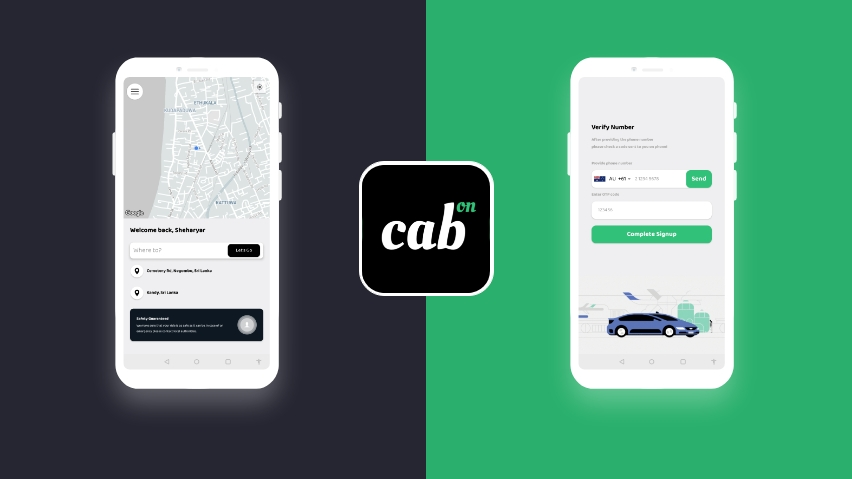 Uber Clone app template helps you build your own ride sharing business easily.