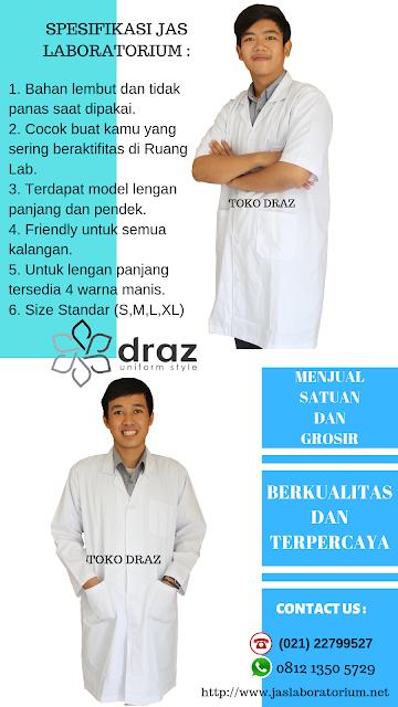 promo baju laboratorium universitas tahun 2019