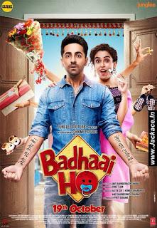 Badhaai Ho First Look Poster 4