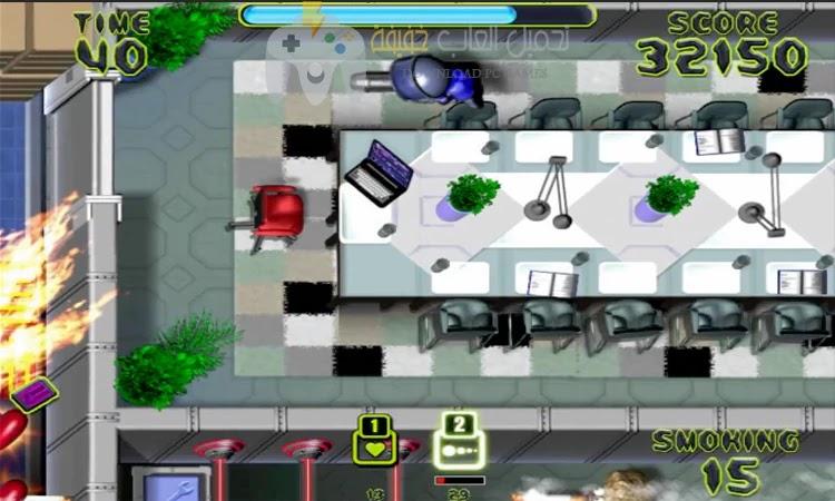 تحميل لعبة هجوم السجائر Smoke Attack للكمبيوتر من ميديا فاير