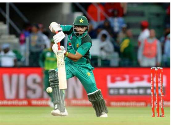 Imam ul Haq became the second player to score 1000 runs in the lowest one in One Day Inning