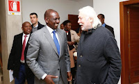 Rino Mastrotto with ruto in italy e1544010825113 - REVEALED: RUTO flew to Italy on December 4, 2018 to receive kickbacks of Sh 4.9 billion from CMC Di Ravenna – He then wired to an offshore accounts in BRITAIN and PANAMA