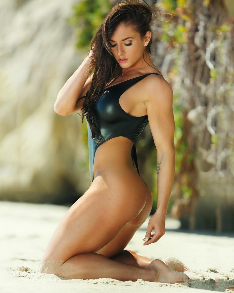 Bikini competitor and Fitness model Emeri Connery
