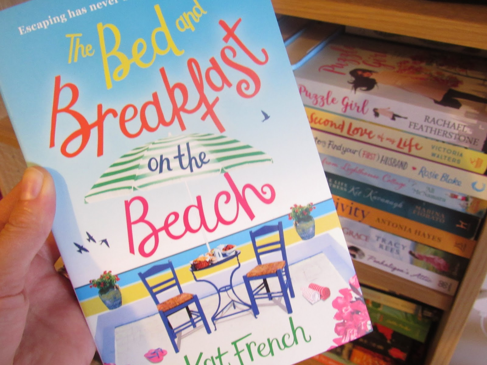 Blooming Fiction Book Review | The Bed And Breakfast On The Beach