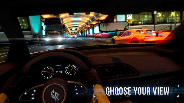 Download SR Racing Mod Apk Unlimited Money v1.222 Terbaru
