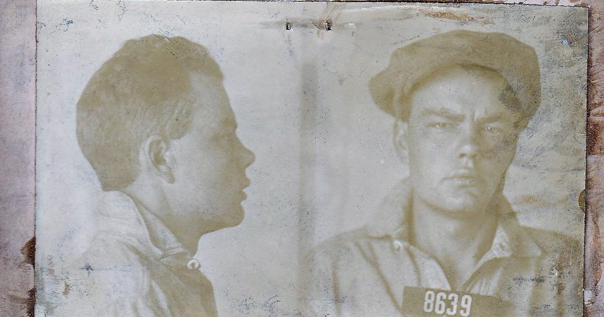"Criminal Genealogy: Joseph Hardin Sykes: ""Stuttering Joe"