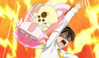 Murenase! Seton Gakuen Episodio 10