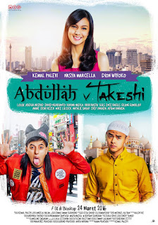 Download film Abdullah & Takeshi (2016) WEB-DL Gratis
