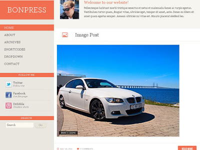 WP THEME#18: BONPRESS
