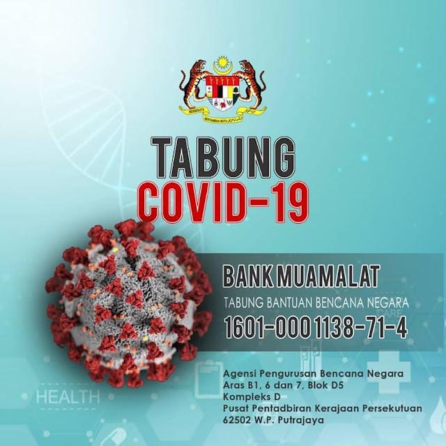 Cara mohon bantuan RM100 sehari COVID-19 melalui NADMA