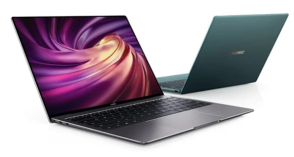 Huawei annonce les MateBook X et MateBook 14