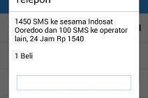 3 Paket SMS IM3 Indosat Ooredoo Murah (Harian, Mingguan, Bulanan)