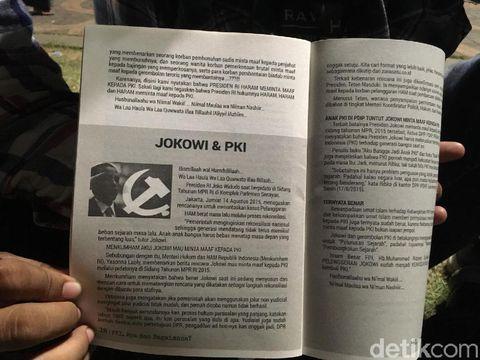 Di Monas Film PKI Diputar Kemudian Buku Tentang PKI Disebar..  Isinya Bikin Kaget