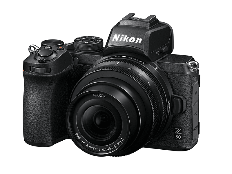 "Nikon announces Z50 APS-C mirrorless camera, 58mm f/0.95 ""Noct"" lens!"
