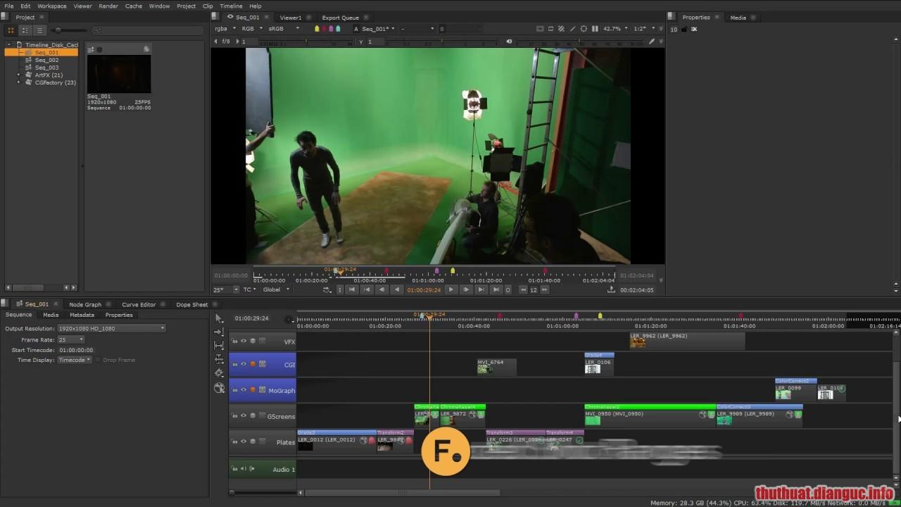 Download The Foundry Nuke Studio 11.3v5 Full Crack