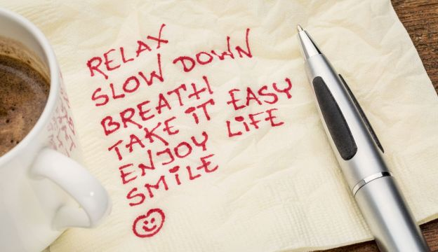 Dealing With Stress by Writing: Health Tip