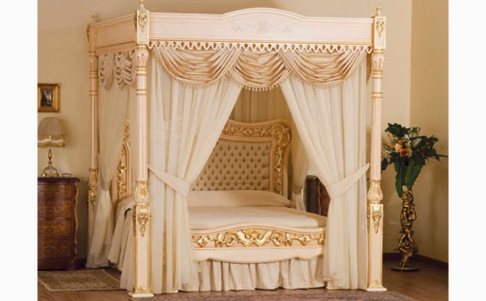 Tempat Tidur Berdesain Paling Unik Dan Mewah Terpaling