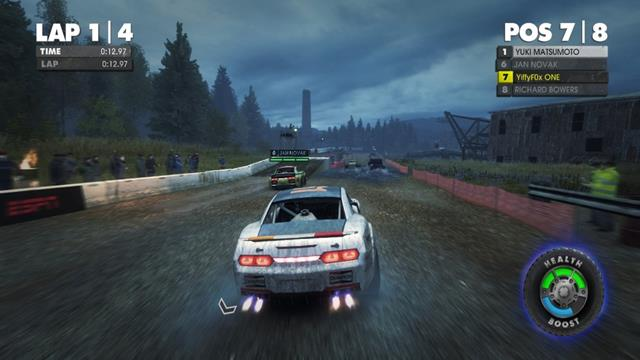 Download Dirt Showdown PC Games Gameplay