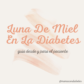 ✔ Guia  Luna De Miel En LA Diabetes