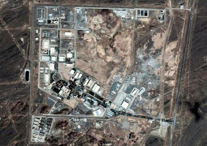 """رئيس منظمة الطاقة الذرية الإيرانية يصف الحادث في موقع نطنز بأنه """"إرهاب نووي"""""""