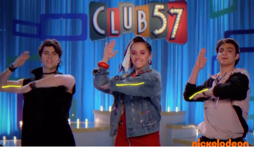 Club 57: Eva, Tiago e JJ