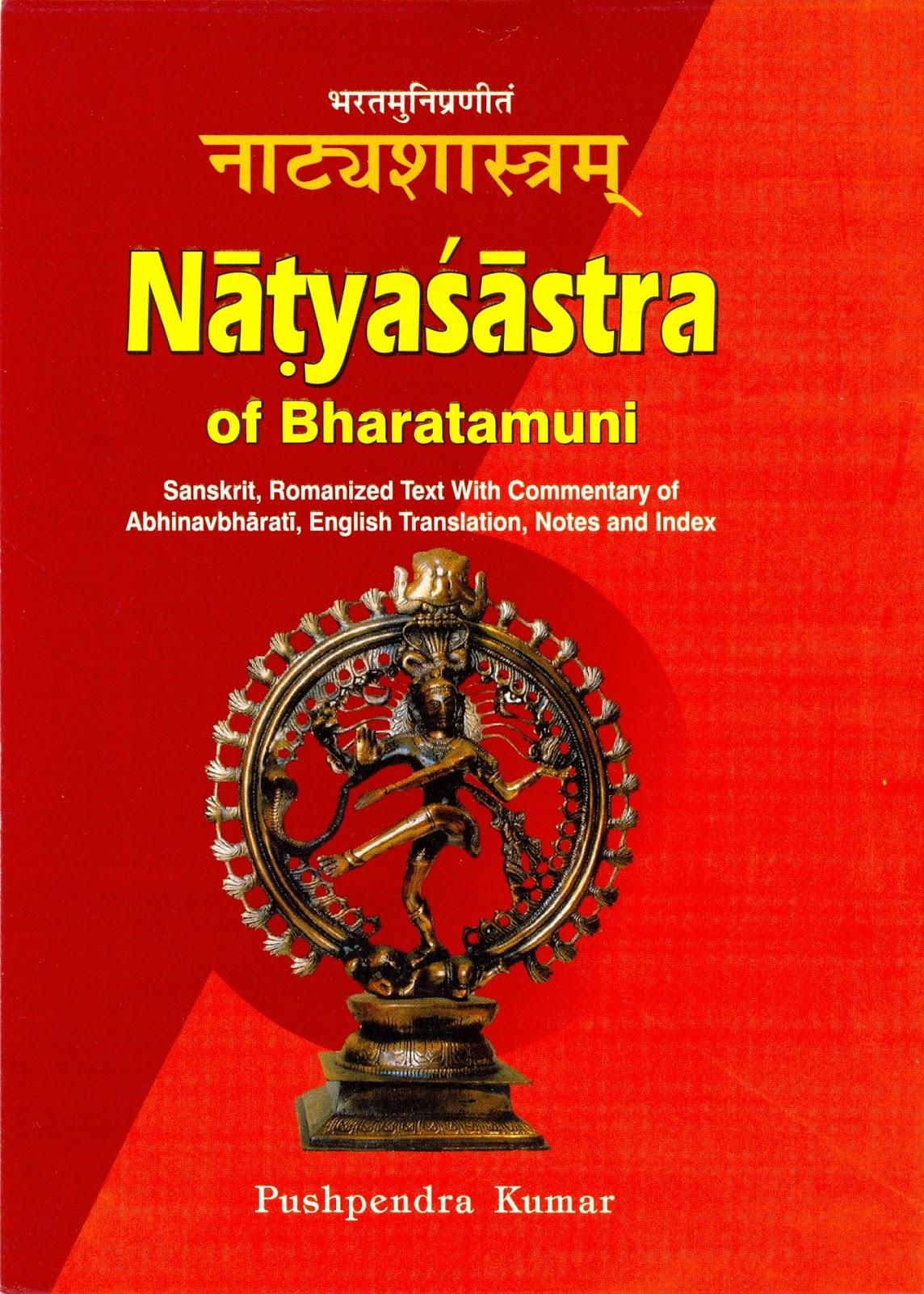 Natya Shastra Pdf