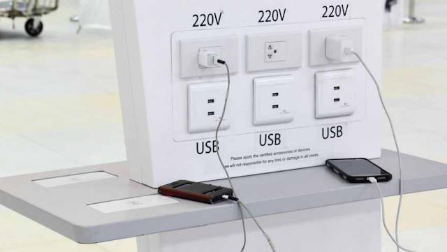 Betul Ke Charge Telefon Di Airport Tidak Selamat?