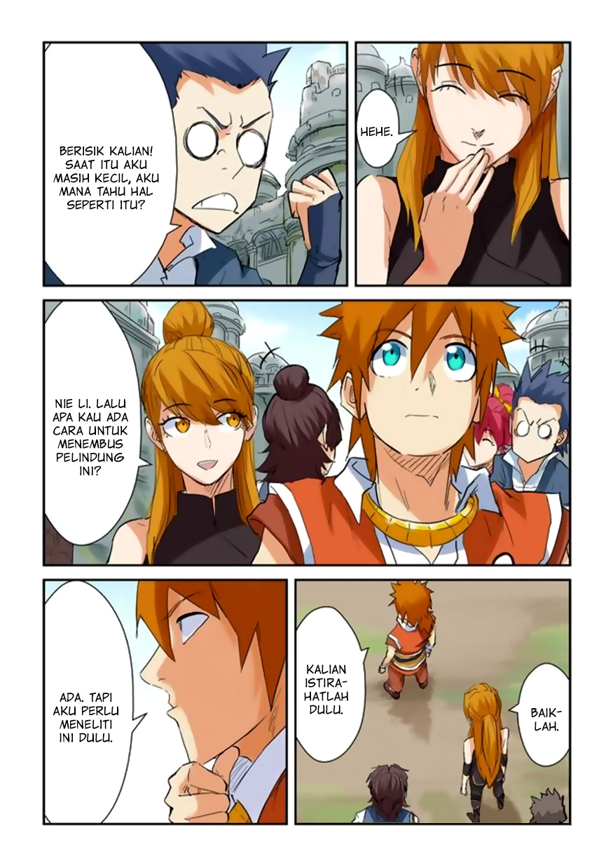 Tales of Demons and Gods Chapter 146