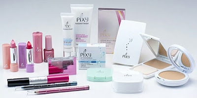 Bedak Kosmetik Pixy Terbaru