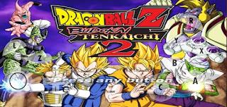 DESCARGA YA DRAGON BALL BUDOKAI TENKAICHI 2 [FOR ANDROID]