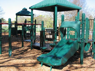 Slide Area Brooks Park