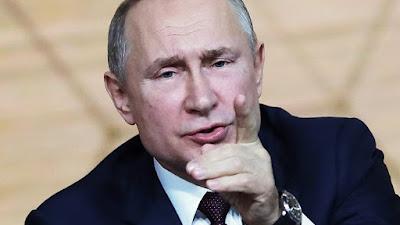 Rusia: Putin declara semana no laboral remunerable para evitar la propagación del coronavirus