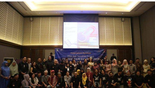 Semarak Pengumuman Nominasi Festival Film Bandung ke-32
