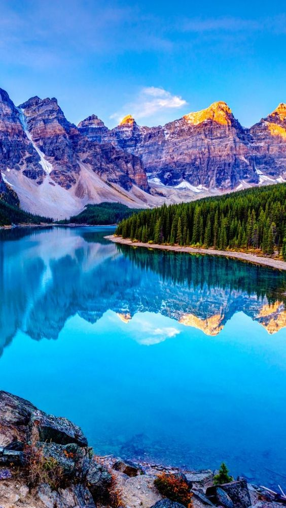 All About Women's Things: The Scenic Lakes Of North America
