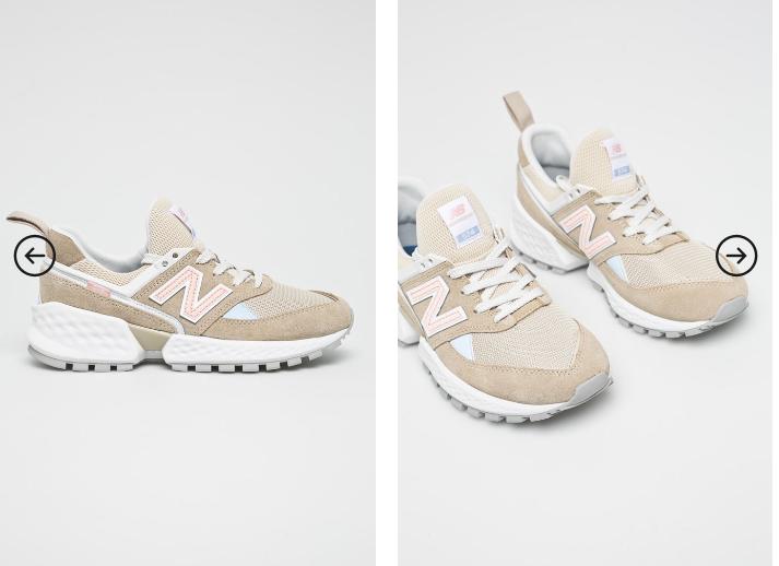New Balance - Pantofi WS574PRB