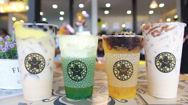 Trà sữa Toco Toco Thái Nguyên