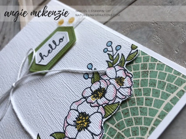 #JOSTTT006 Design Team Inspirations | Design Team Inspiration for June 2019 using Bloom & Grow and Mosaic Mood DSP | Nature's INKspirations by Angie McKenzie