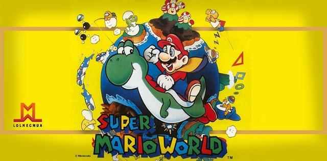 Geçmişten Günümüze Mario: Super Mario World (1991)