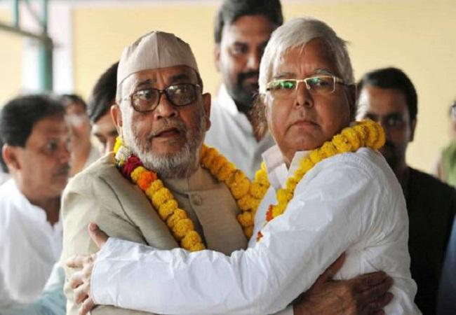 राजद के वरिष्ठ नेता और अररिया सांसद तस्लीमुद्दीन का निधन