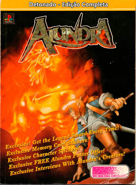Detonado - Alundra