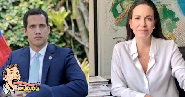 María Corina Machado y Soy Venezuela rechazan tajantemente la inútil consulta de Juan Guaidó