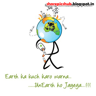 Earth Day Save Water Slogan 42