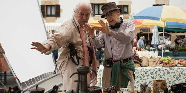 Rifkin´s Festival película de Woody Allen