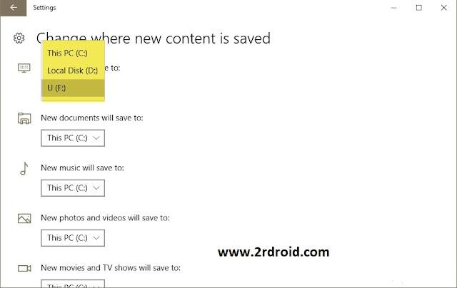 تعلم كيف تقوم بتغير مسار تنصيب البرامج الجديدة على الويندوز الخاص بك