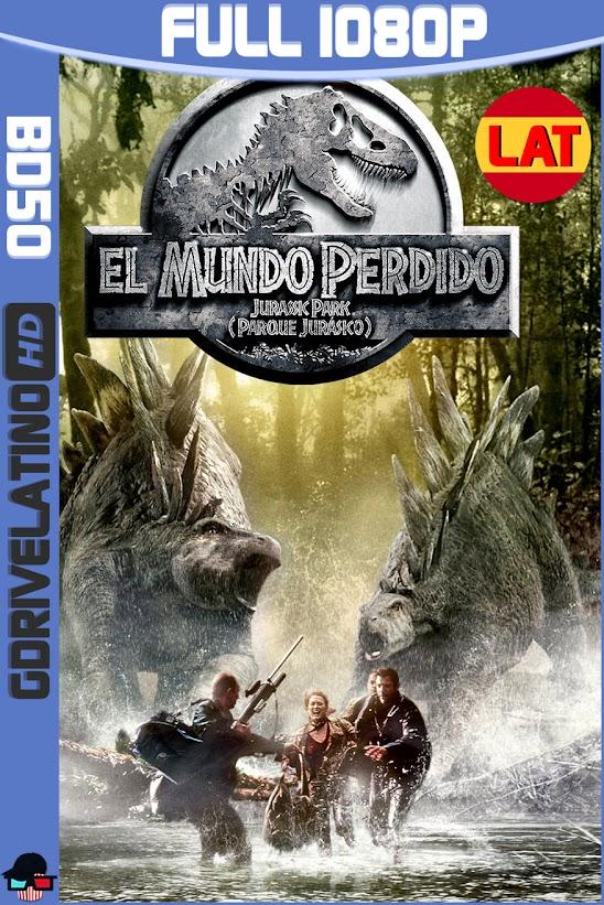 Jurassic Park 2 : El Mundo Perdido (1997) BD50 FULL 1080p Latino-Ingles ISO
