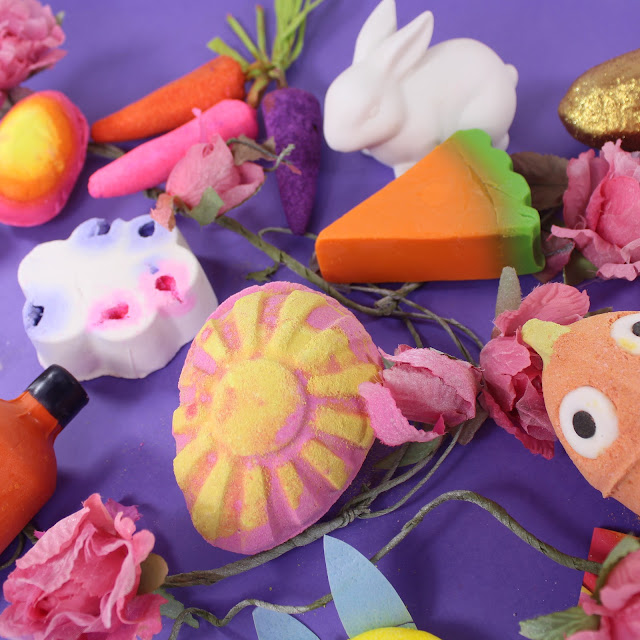 Lush Easter 2018 Collection Review
